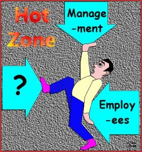 Supervisor in Hot Zone